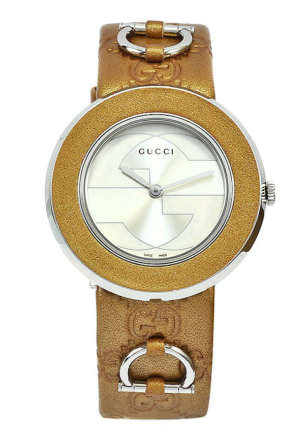 Gucci Watch Gold